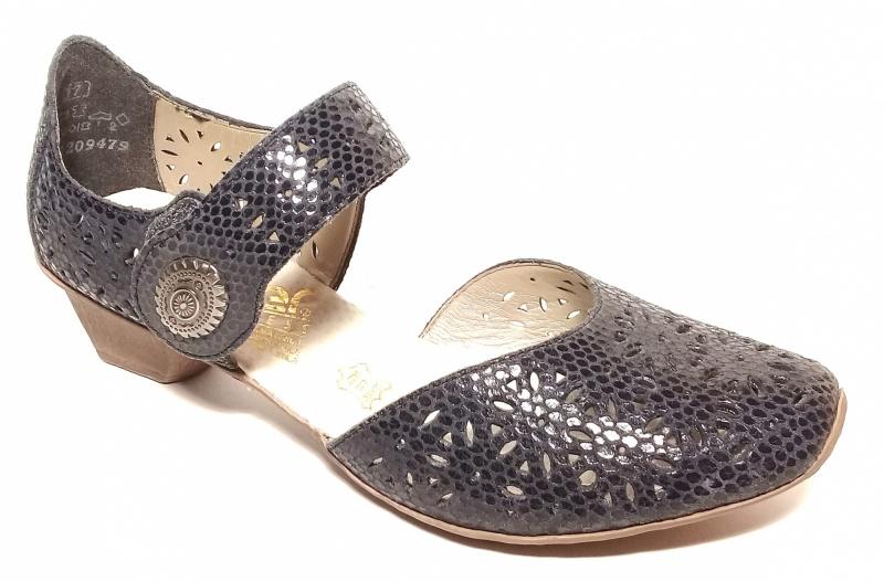 16816f582 Туфли Rieker арт.49785-14 - Сеть обувных магазинов XShoes