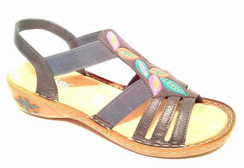 0ebc5e7a8 Босоножки Rieker арт.60171-14 - Сеть обувных магазинов XShoes