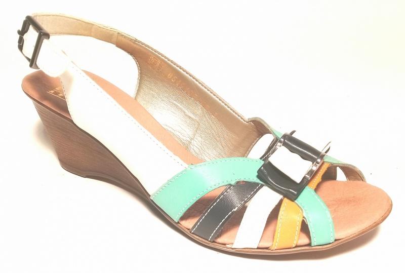 2ae4c0471 Босоножки Rieker арт.v1174-10 - Сеть обувных магазинов XShoes