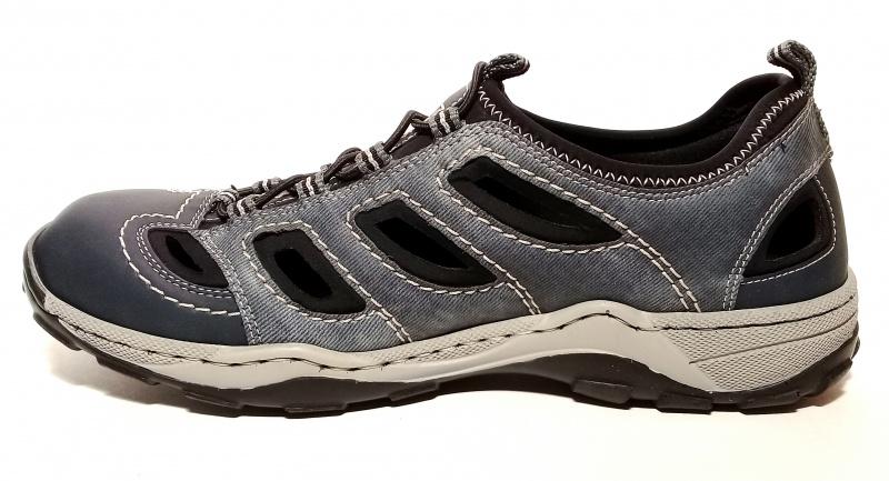 a61058e93 Кроссовки Rieker арт.08065-14 - Сеть обувных магазинов XShoes