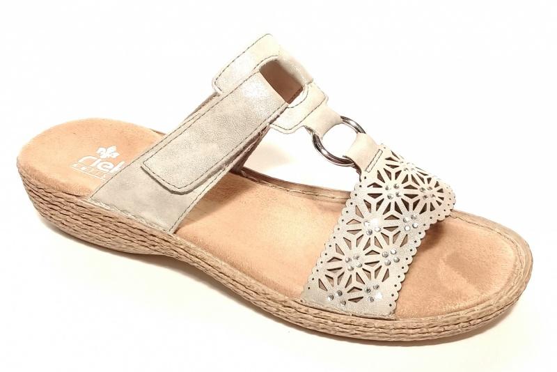 18aab9060 Сланцы Rieker арт.65834-40 - Сеть обувных магазинов XShoes